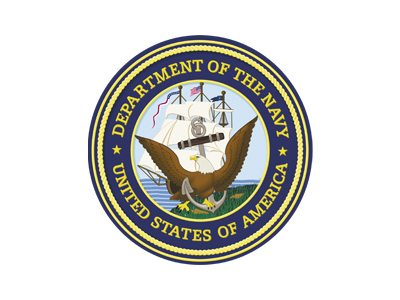 USA Department of the Navy Logo